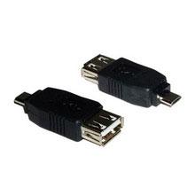 Adaptador USB 2.0 A/H-MICRO B/M