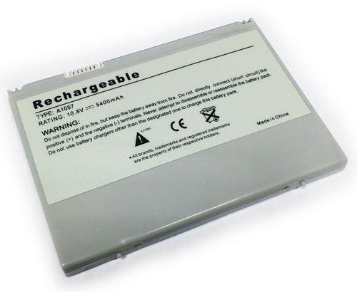"Apple 5400mAh MACBOOK G4 17"" A1039 A1057 M8983"