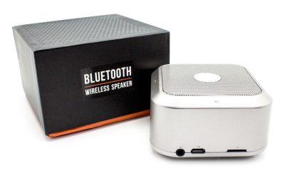Altavoz Square Bluetooth DT-B100 Metal