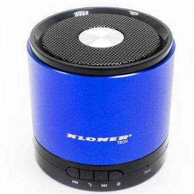 Altavoz Bluetooth KAB Azul Kloner