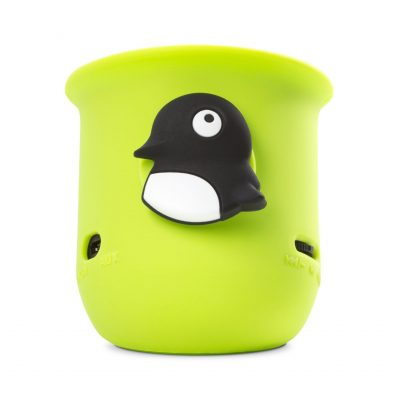 Altavoz Portátil Bluetooth+ Micrófono Bone Play Penguin Verde