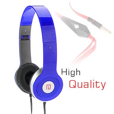 Auricular iM-6 + Micro Azul