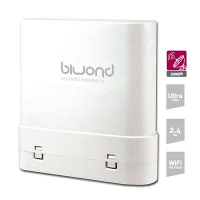 Antena Wifi Exterior Plus 2000 Biwond
