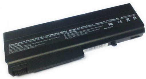 HP 7800mAh COMPAQ 6510B