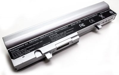 Toshiba Satellite 5200mAh N302 NB300 NB305 SERIES Plata