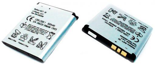 Bateria Sony Ericsson BST-38 K850 W580 T650 S500 K770 W890 930 m