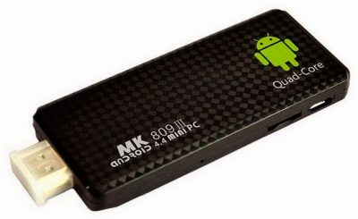 Mini PC MK809 III Android 4.4 Quad Core 2GB RAM