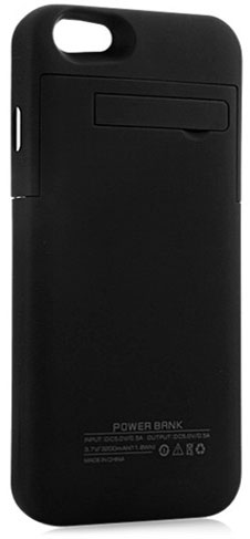 Power Bank 5000mAh Iphone 6 Plus/6S Plus Negro