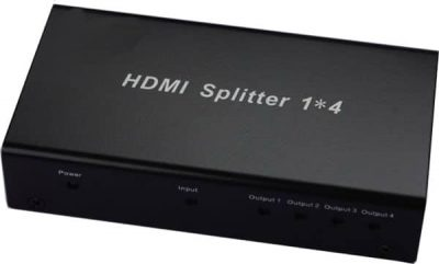 Splitter HDMI 1x4 3D
