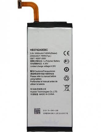 Bateria Huawei Ascend P6 2000mAh HB3742A0EBC