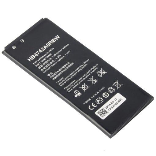 Bateria Huawei Ascend G630-00 HB4742A0RBW 2400mAh