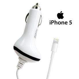b7ba74c96a2 Cargador Coche iPhone 5, 5S, 6, 6 Plus, 6S, 6S Plus, 7|Zapicables