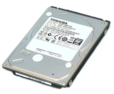 """Disco Duro 1TB 2.5"""" Toshiba"""