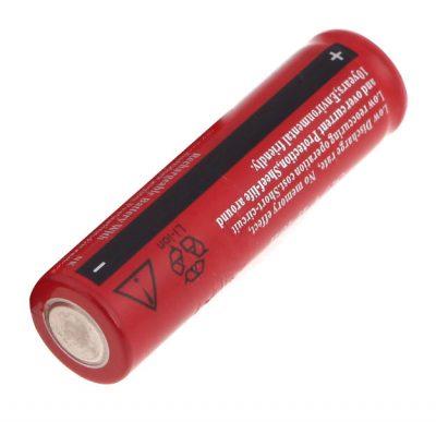 Pila Bateria 18650 Litio