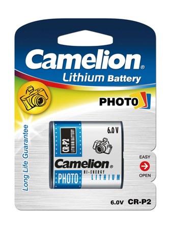 Litio CR-P2 6V (1 pcs) Camelion