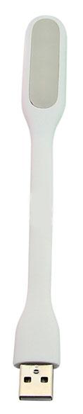 Luz LED Usb Flexible Portatil Blanca