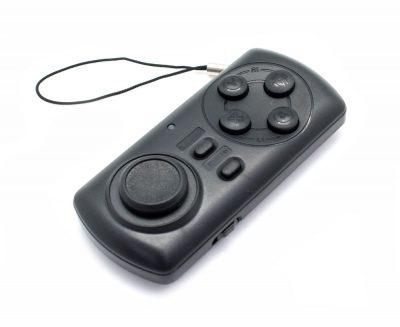 Mando Llavero Bluetooth Gamepad&Selfie Smartphone