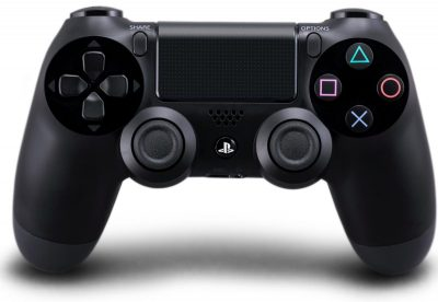 Mando PS4 Negro Original