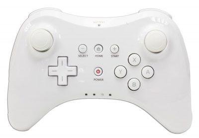 Mando Inalámbrico Wii U Blanco