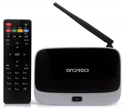 Mini PC CS918 Quad Core 1.8GHz 2GB RAM Android 4.2 Full HD