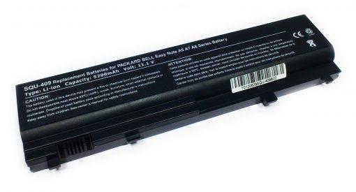 Packard Bell 5200mAh EasyNote A5 A7 A8