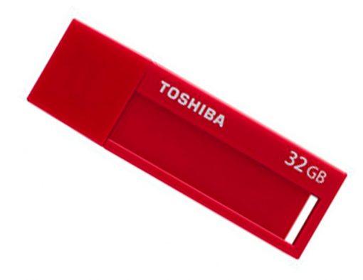Pendrive 32GB Daichi 3.0 Rojo Toshiba
