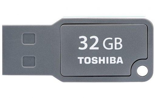 Pendrive 32GB Mikawa Gris Toshiba