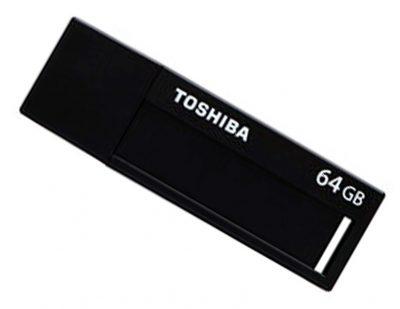 Pendrive 64GB Daichi 3.0 Negro Toshiba