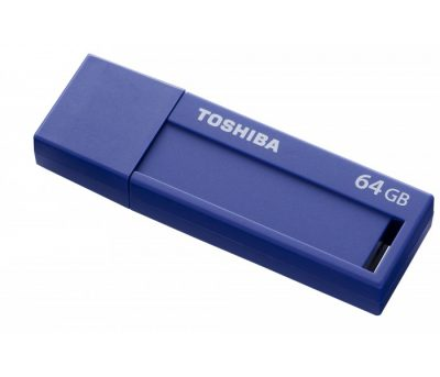 Pendrive 64GB Daichi 3.0 Azul Toshiba