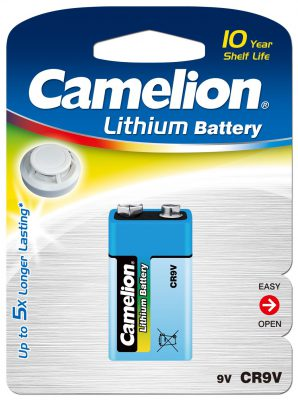 Litio 9V (1 pcs) Camelion