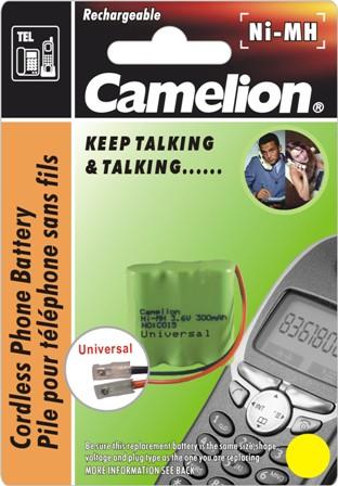 Recargable Telefono Inalambrico C015 300mAh CAMELION