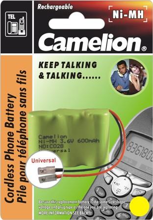 Recargable Telefono Inalambrico C076 600mAh CAMELION