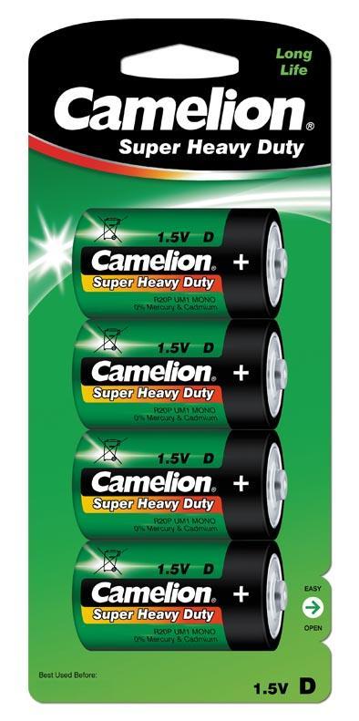 Salina Verde D/R20 (4 pcs) Camelion