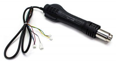 Repuesto Pistola Aire Caliente Universal BAKU-878L