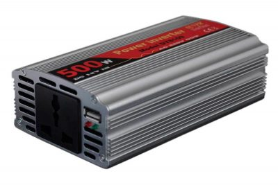 Inverter 12v/220v Corriente Alterna 500W