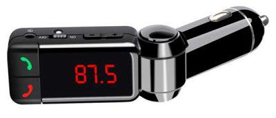 Reproductor Stereo+Cargador Bluetooth para Coche