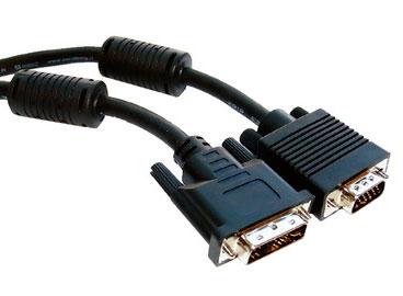 Cable DVI a VGA M/M 5m BIWOND