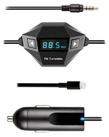 Transmisor FM Wireless Apple Lightning
