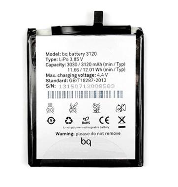 Batería BQ Aquaris M5 3120mAh